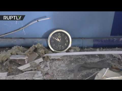 При обстреле Киевского района Донецка погибла мирная жительница