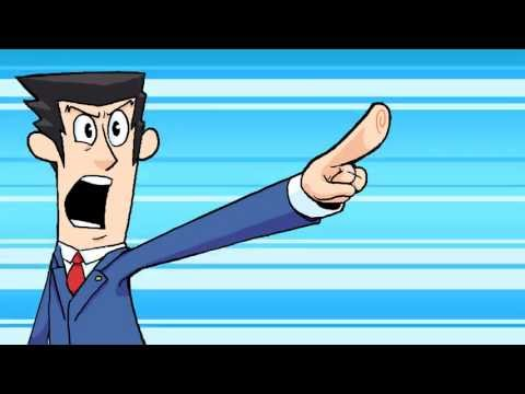 LORE - Phoenix Wright Lore in a Minute!