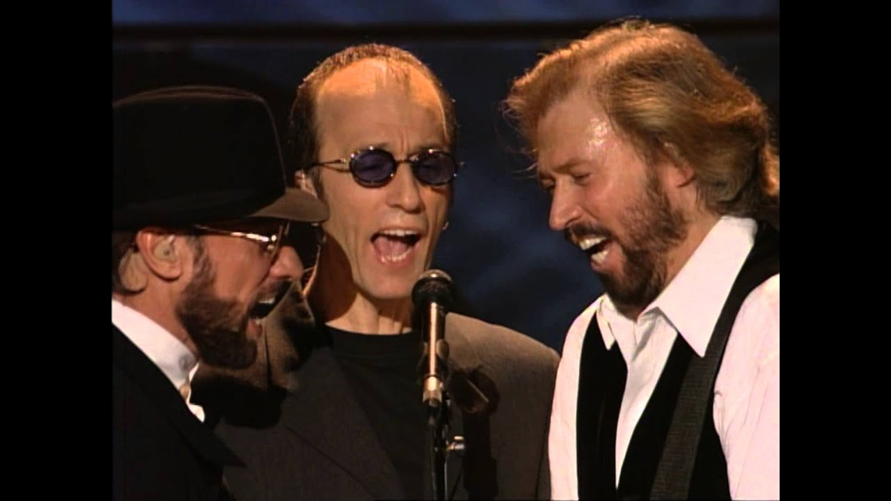 dbb92f110c442 Bee Gees - Nights On Broadway (Live in Las Vegas, 1997 - One Night Only)