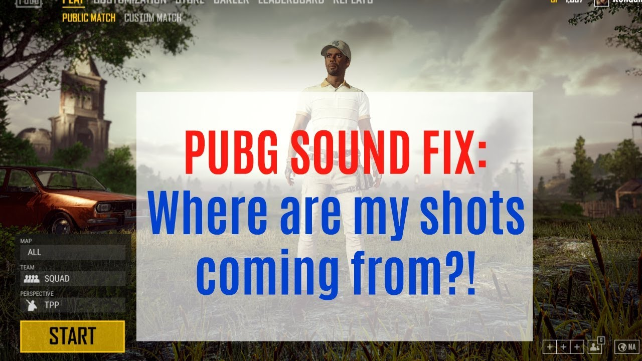 PUBG sound fix: Can't hear WHERE shots are coming from? Try this simple  trick for gaming!