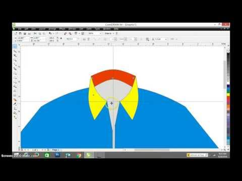Desain Baju Pdh