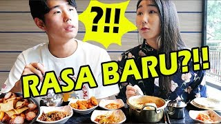 ORANG KOREA NGREVIEW K-FOOD DI INDONESIA!
