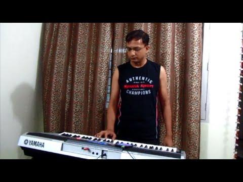ruk-ja-o-dil-deewane-on-yamaha-psr-i455-keyboard