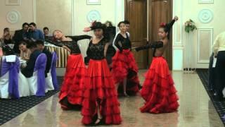 Алматы.Испанский танец.(Алматы.Испанский танец., 2015-08-20T11:15:27.000Z)