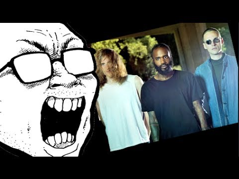 Obligatory Death Grips breaking up video...