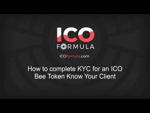 How to complete KYC for an ICO - Bee Token