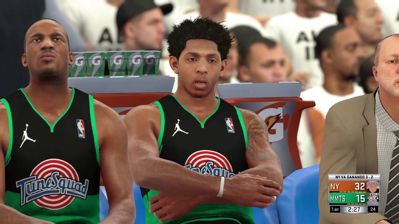 2019-2020 NBA Finals - Game 6, Knicks vs. Tune Squad (NBA ...