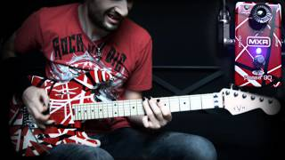 Van Halen - Atomic Punk guitar cover - Neogeofanatic