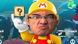 Super Mario Maker FR   C'EST FINI, JE PERDS LES BOULES!