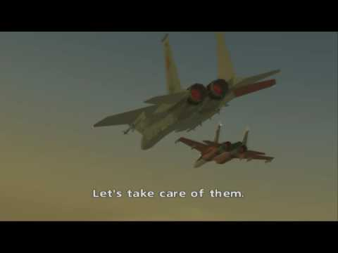 Ace Combat Zero: The Belkan War (Emulated) - M06: Diapason
