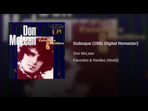 Dubuque (1991 Digital Remaster)