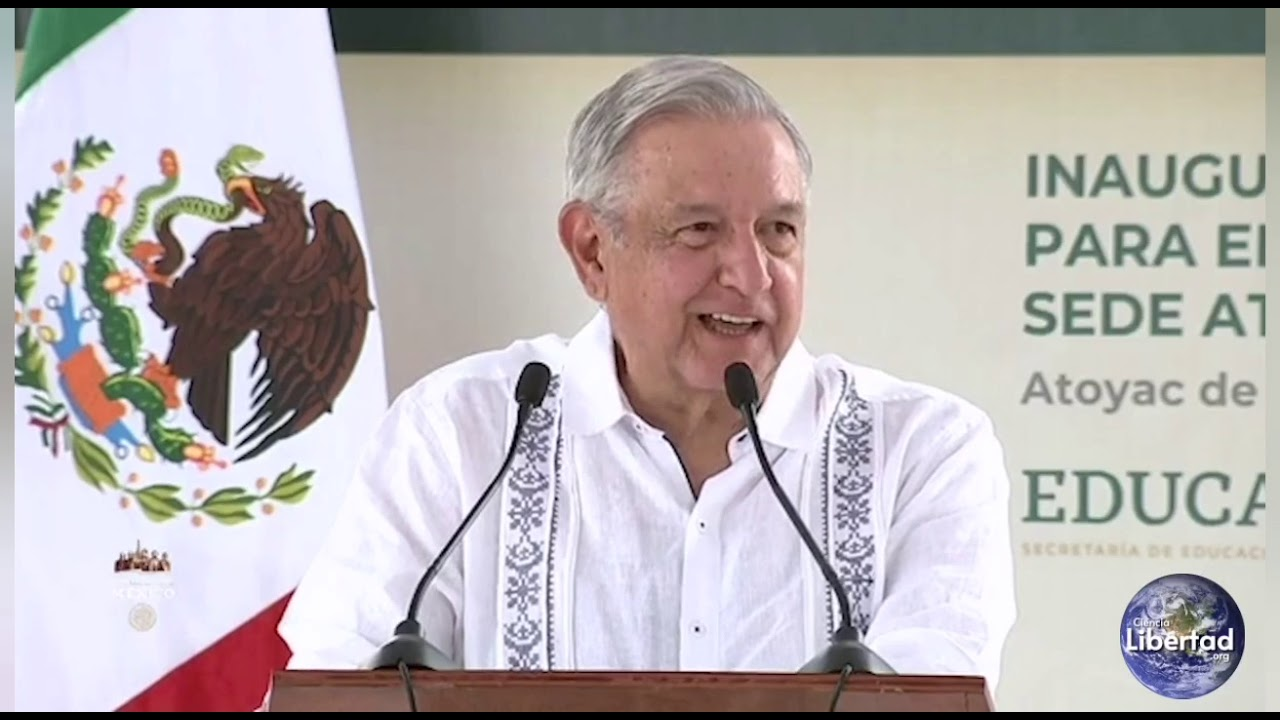 Homenaje a Revolucionario Mexicano César Núñez, Durante Inauguración Universidad Benito Juárez.