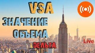 VSA обучение. Как начать торговать по объемам? Delta