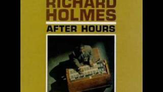 Richard Groove Holmes: Sweatin