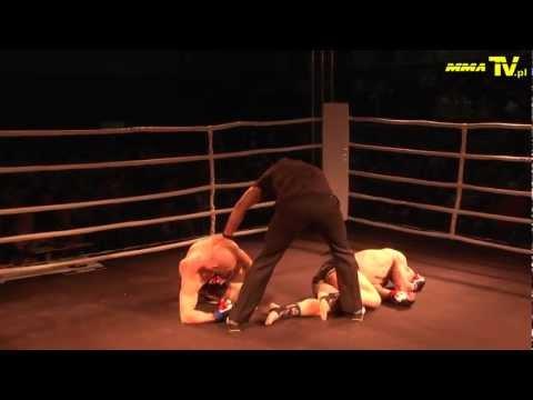 Mateusz Zawadzki vs Marcin Mencel - Night of Champions Paczków - 27.10.2012