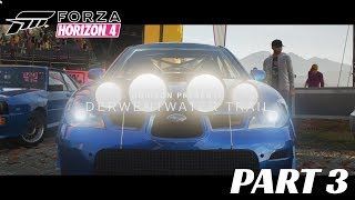 Forza Horizon 4 2018 Part 3 First street Race and interesting finds !