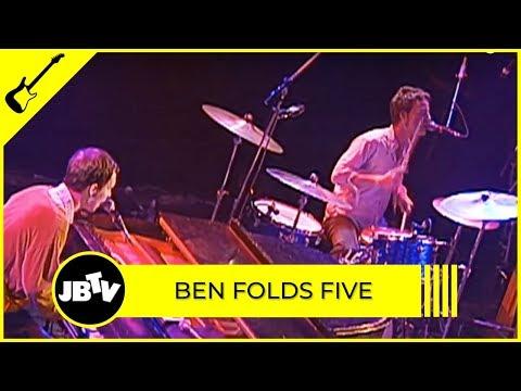 Ben Folds Five - Philosophy | Live @ JBTV