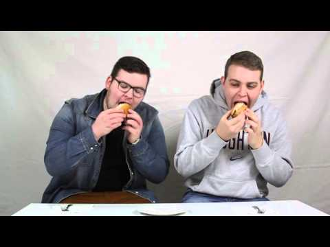 Tasting Western New York Foods For The First Time