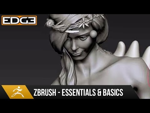 Zbrush for Beginners Tutorial - Essentials to get Started with Sculpting HD