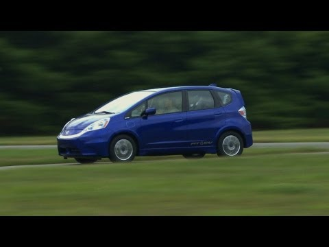 Honda Fit EV first drive | Consumer Reports