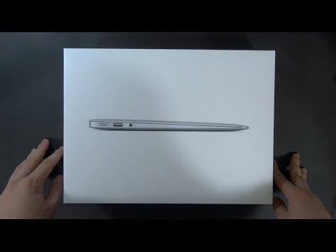 """Macbook Air 13"""" Early 2015 Kutu Açılımı ve İncelemesi"""