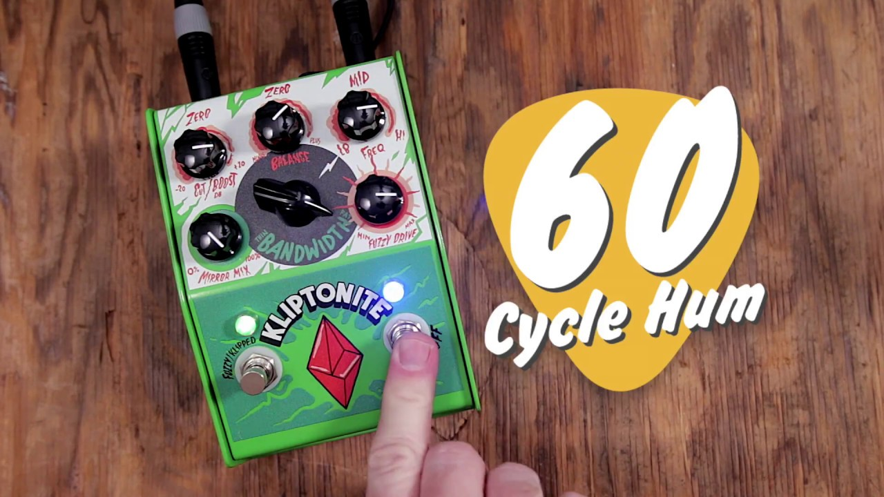 eq 60 cycle hum