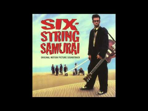 Six-String Samurai - Boogie on the Beach