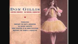 "DON GILLIS: ""Short Overture to an Unwritten Opera"" (1945)"