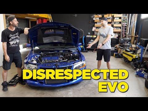 Disrespected Evo