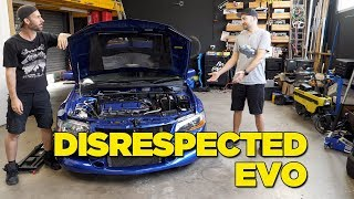 homepage tile video photo for Disrespected Evo