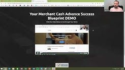More info About Merchant Cash Advance Success Blueprint
