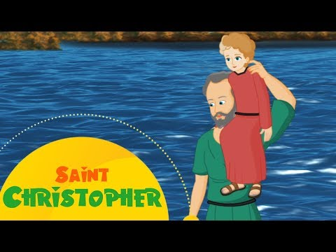 Story of Saint Christopher | English | Stories of Saints for Kids