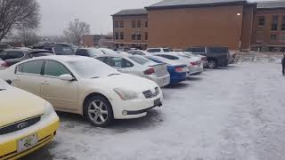How SWOSU is preparing for the upcoming snowstorm | The Southwestern
