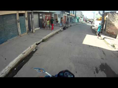 CB 300 2014 Travel Video