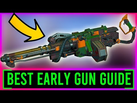 The Outer Worlds BEST Heavy Weapon EARLY Location (Starter Guide)!