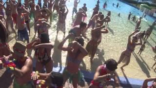 Flashmob Aquopolis San Fernando de Henares 2014 con animacionloca.com!!
