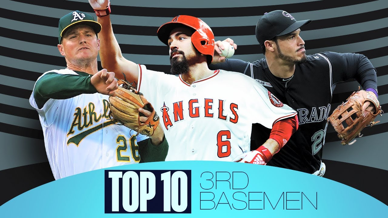 Top 10 Third Basemen of 2020