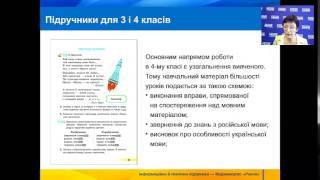 Формування мовної особистості в процесі вивчення української мови як державної в початковій школі
