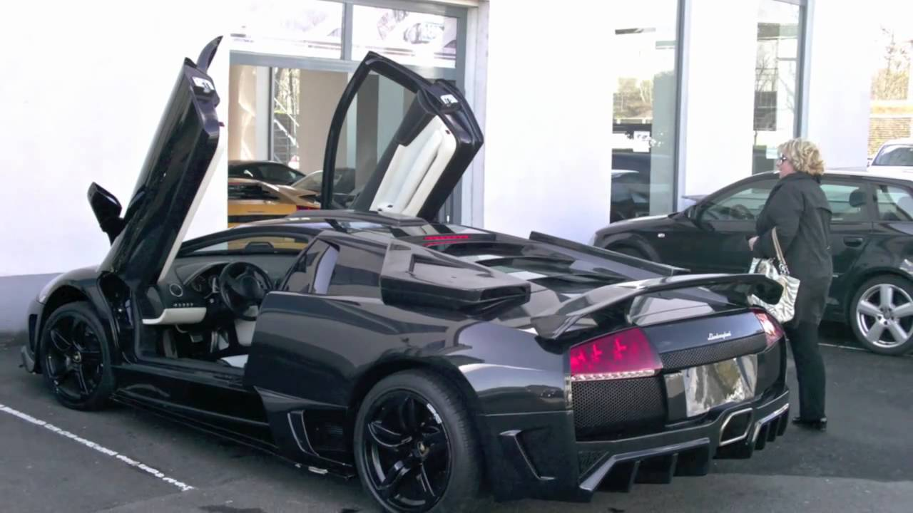 Lp640 With Premier Body Kit Youtube