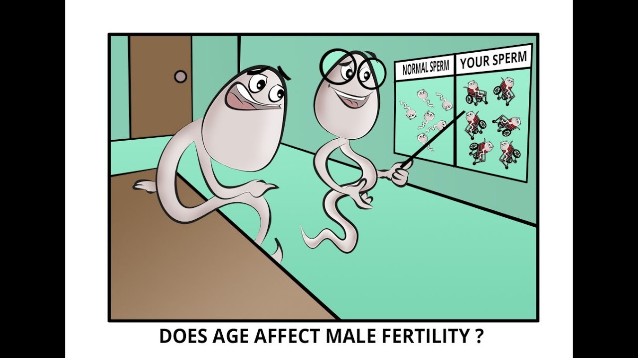 What age do you sperm, top in sex