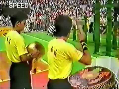 1990 Lion Dance Competition - Shan lion dance club Malaysia Episode 2