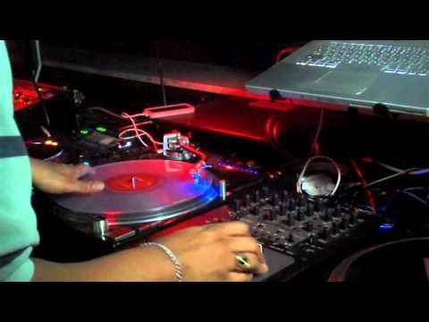 DJ Whip at V Nightclub inside MGM Grand Detroit