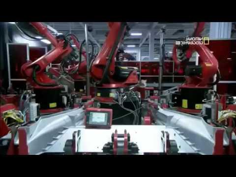 Megafactorias Tesla