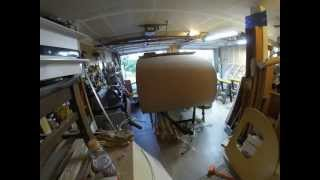 Denizen Teardrop Trailer Build — Raise The Roof! Put A Skin On It.