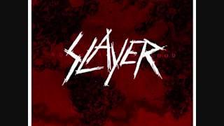 Slayer - Human Strain - World Painted Blood