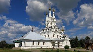 Иоанно-Предтеченский женский монастырь в Вязьме(Иоанно-Предтеченский женский монастырь находится в городе Вязьма. Начало было положено в 1535 году Герасимом..., 2015-02-15T16:07:29.000Z)