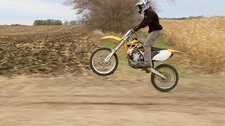 Yamaha YZ450F Cruising thumbnail