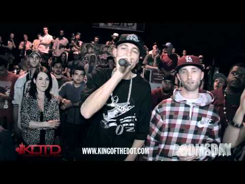 KOTD - Beatbox Battle - Scott Jackson vs Exzam