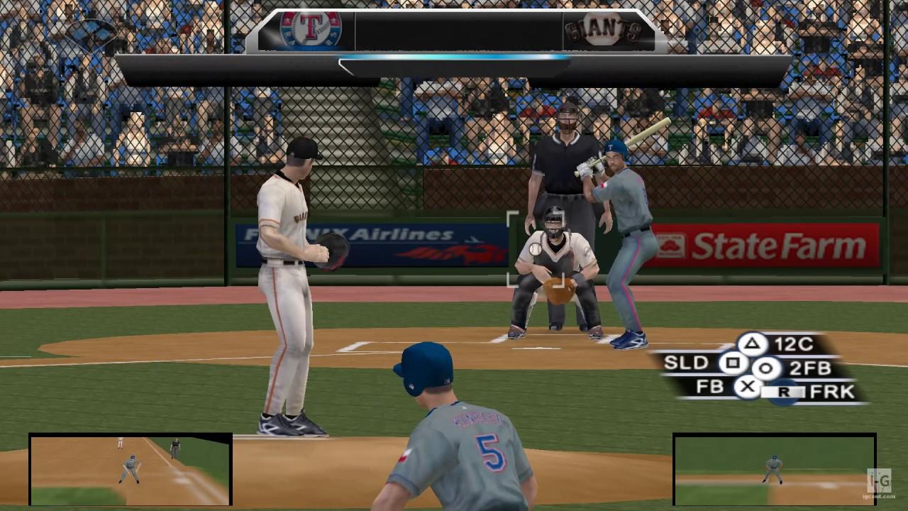 baseball psp