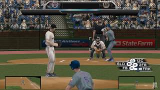 Major League Baseball 2K11 PSP Gameplay HD